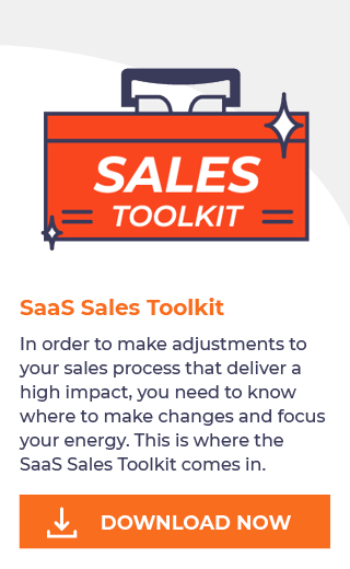 Download the SaaS Sales Toolkit