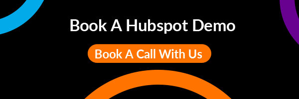 Book a Hubspot Demo CTA