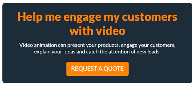 Engage your customers with video animation