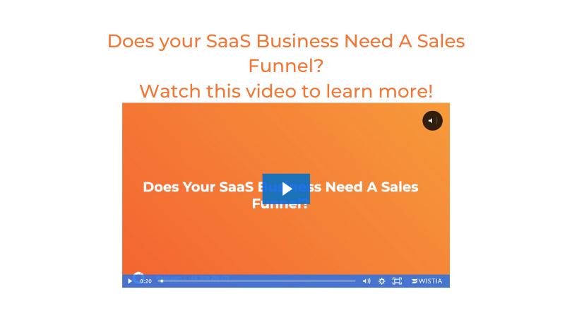 SaaS Sales Funnel Video Link