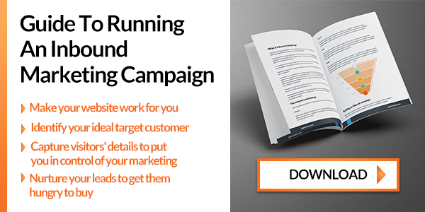 guide to running an inbound marketing campaign