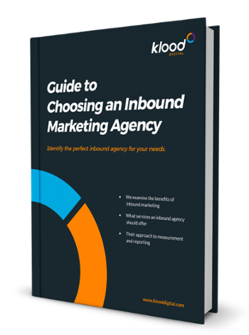 Download the Guide to Choosing an Inbound Marketing Agency