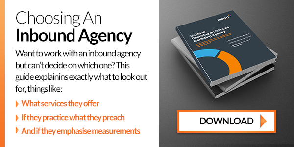 Guide to Choosing an Inbound Agency