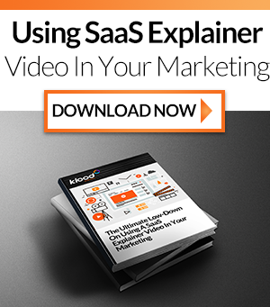 Using SaaS explainer video in your marketing