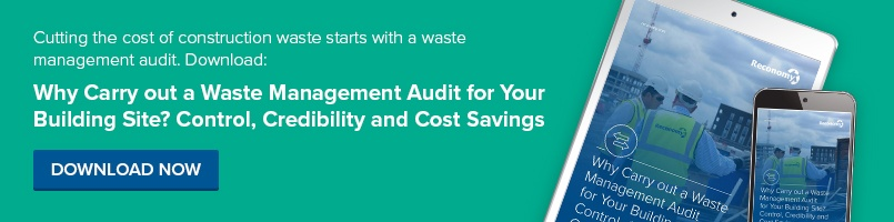 Download: Why Carry out a Waste Management Audit for Your Building Site? Control, Credibility and Cost Savings
