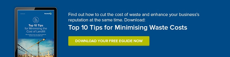 Top 10 Tips for Minimising the Cost of Landfill