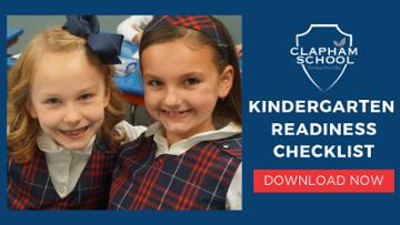 Download Now: Kindergarten Readiness Checklist