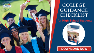 College Guidance: Next Steps Checklist