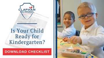 Download Now: Kindergarten Readiness Checklist