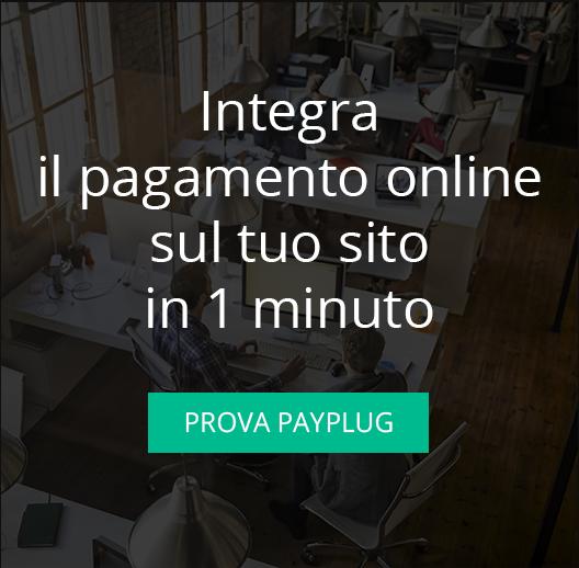 Prova PayPlug