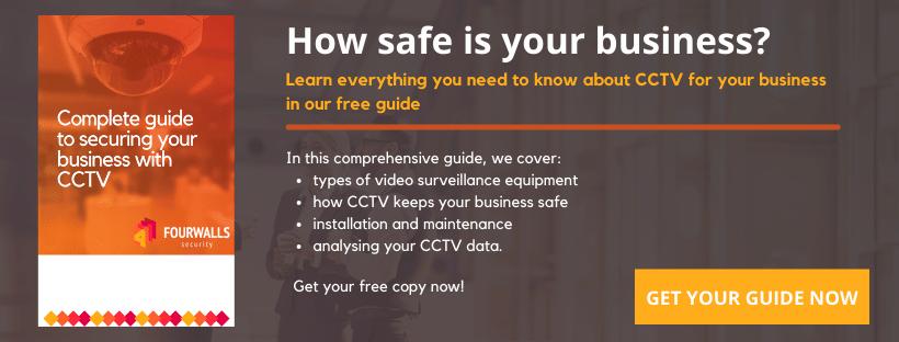 CCTV for business CTA