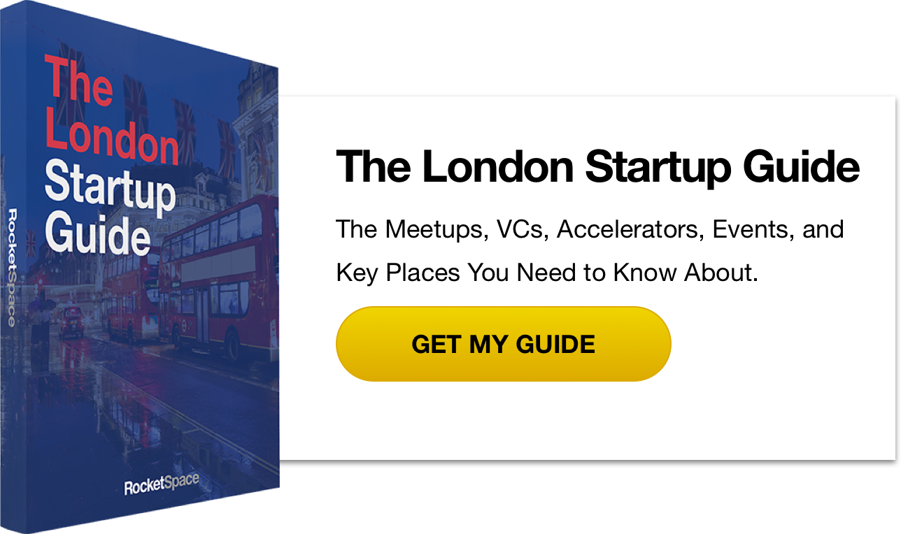 The top resources for London Tech Startups