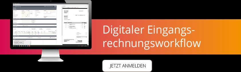 """Im Webinar """"Digitaler Eingangsrechnungsworkflow"""" werden die Mehrwerte einer elektronischen Rechnungsverarbeitung aufgezeigt."""