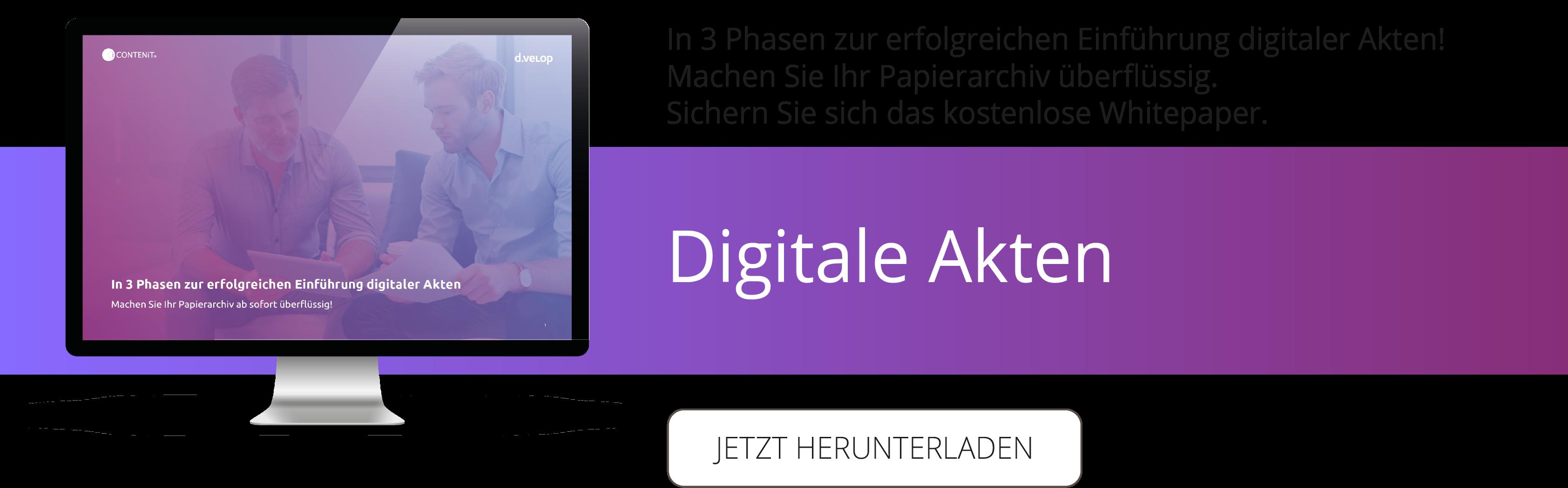 Suchen und Finden in digitalen Akten