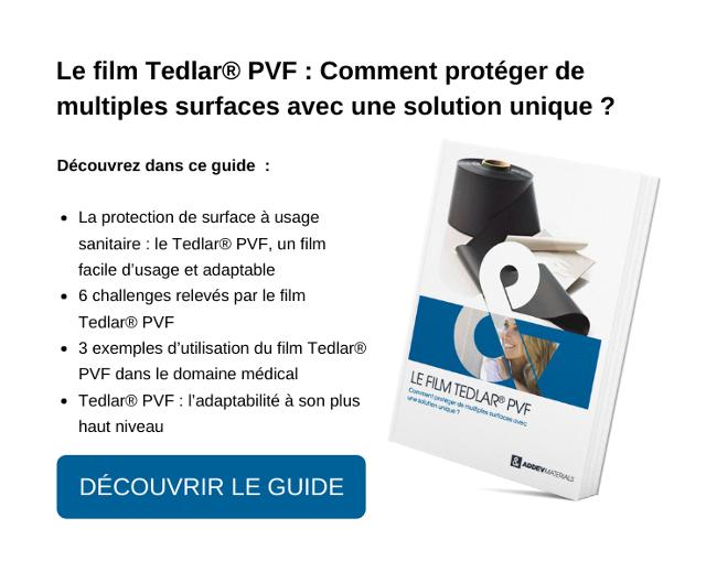 Découvrez le guide sur le Film Tedlar PVF