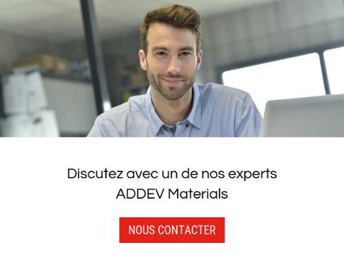 discutez avec un expert ADDEV Materials