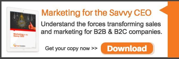 marketing for the savvy ceo b2b and b2c