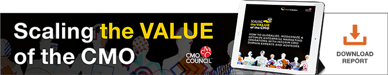 Scaling the Value of the CMO