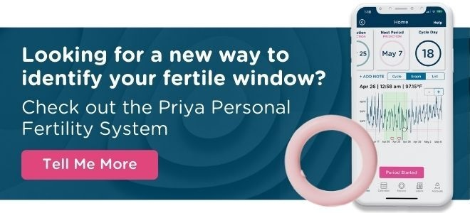 Looking for a new way to identify your fertile window? Check out the Priya Personal Fertility System!