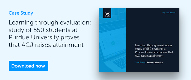 Download the learning through evaluation case study