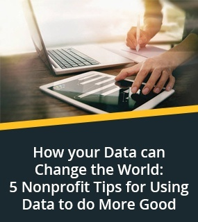 data can change the world