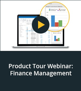 Finance Management webinar
