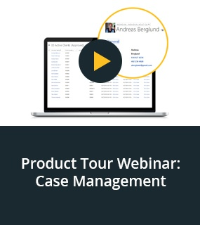 Case Management webinar
