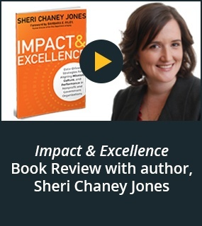 impact and excellence with Sheri Chaney Jones