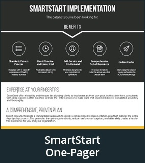 smartstart one pager