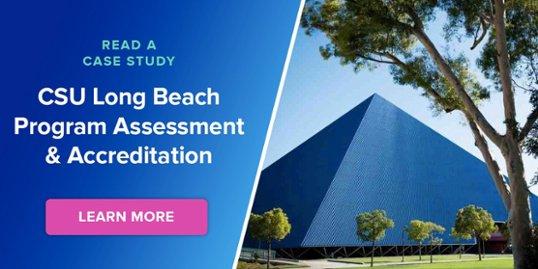 CSU Long Beach Program Assessment Case Study