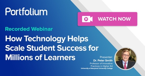 Peter Smith - How Technology Helps Scale Student Success Webinar