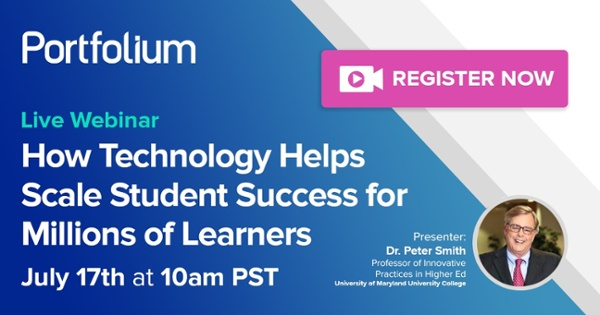 How Technology Helps Scale Student Success for Millions of Learners w/ Dr. Peter Smith