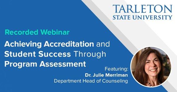 Tarleton State University Program Assessment