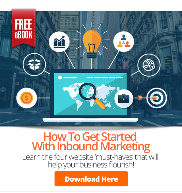 Free eBook - How to get started with inbound marketing