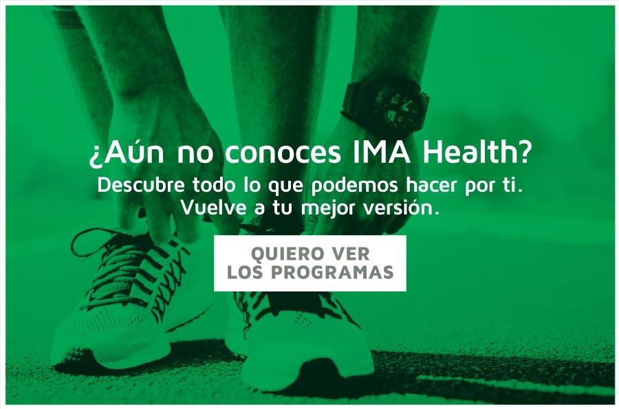 Quiero conocer todos los programas de IMA Health