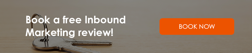 Book a free Inbound Marketing review with Essential