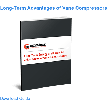 Long-Term Advantages of Vane Compressors Download Guide
