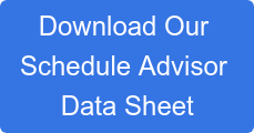 Download Our  Schedule Advisor  Data Sheet