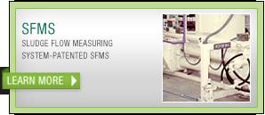 Sludge Flow Measuring SFMs