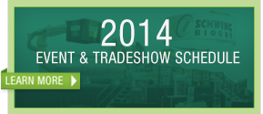 2014 Tradeshow & Events Schedule