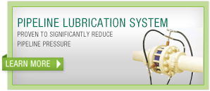 Pipeline Lubrication System