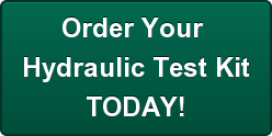 Order Your  Hydraulic Test Kit TODAY!