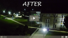 Stouch Lighting: LED Lighting Retrofit For Neumann College