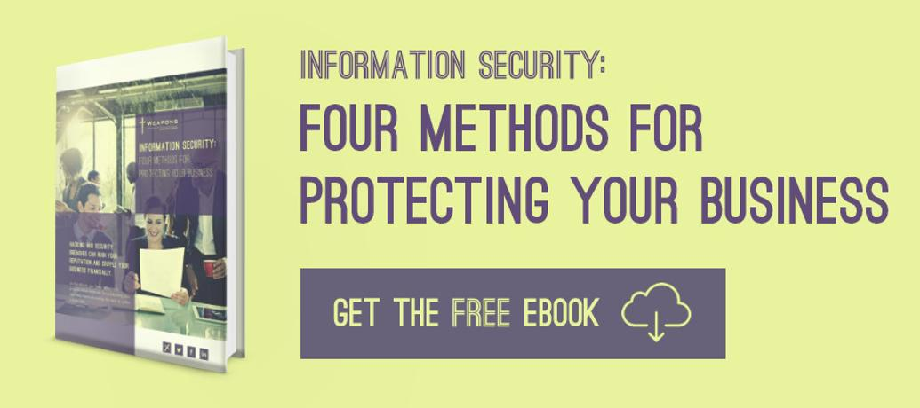 Four Methods for Protecting Your Business. Download the free eBook.