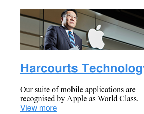 Harcourts and Apple