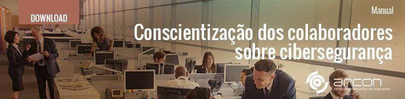 Conscientização dos colaboradores sobre cibersegurança