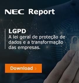 NEC Report LGPD