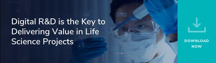 Digital acceleration in life sciences CTA