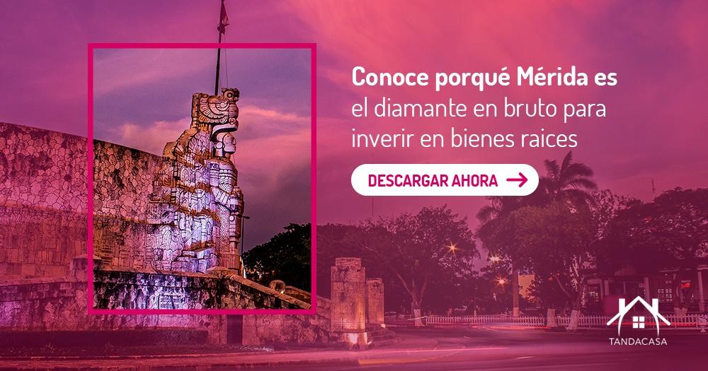 Mérida: el diamante en bruto para la inversión en bienes raíces
