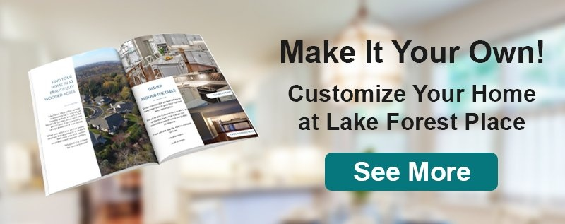 Lake Forest Place Customize Your Home Button